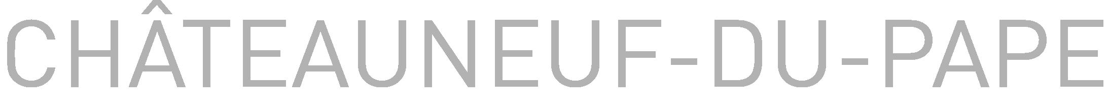 FÉDÉRATION DES SYNDICATS DE PRODUCTEURS CHÂTEAUNEUF-DU-PAPE